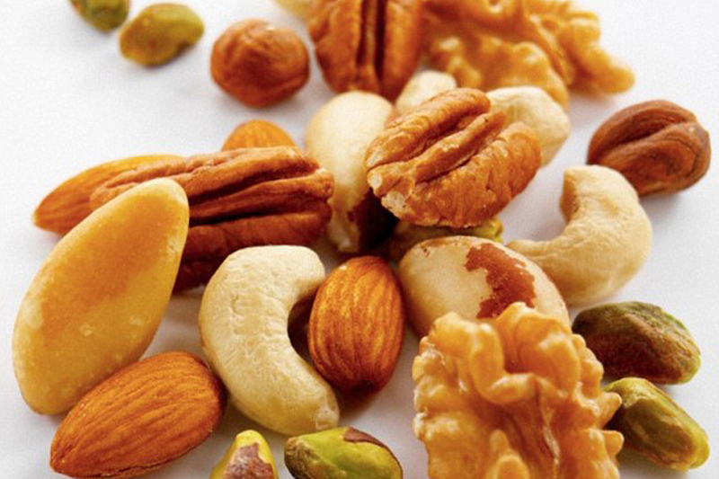 Nuts in your diet may help you live longer, study finds