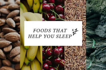 8 Foods for Better Sleep