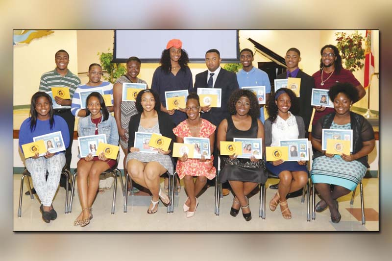 Gibbs Class of 1968, Inc. awards scholarships to 15 graduates