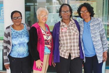 Spotlighting foster grandparents at Fairmount Park