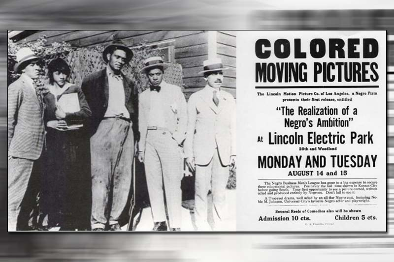 The Lincoln Motion Picture Company: First Black American Movie Company