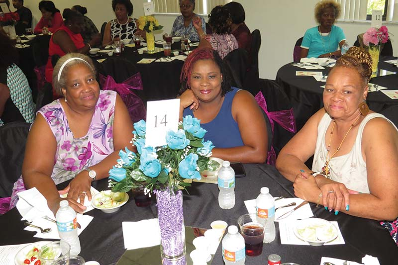 Mother's Day celebration at Friendship