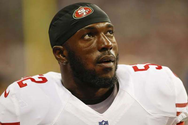 Ex-49ers LB Patrick Willis now a Silicon Valley exec
