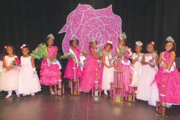 Alpha Kappa Alpha Sorority to host 2016 Little Miss Pink Petals Pageant