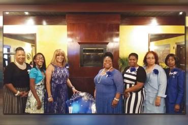 Zetas honor local women