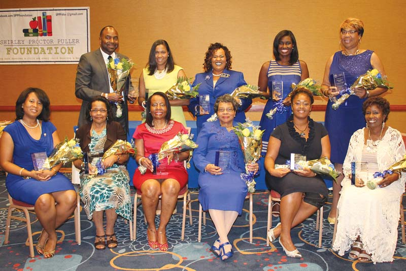 12th annual Footprints Service and Scholarship Awards program