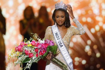 Army logistics commander Deshauna Barber, Miss D.C. newly crowned Miss USA