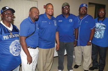 Sigmas inaugural community breakfast brings out the village