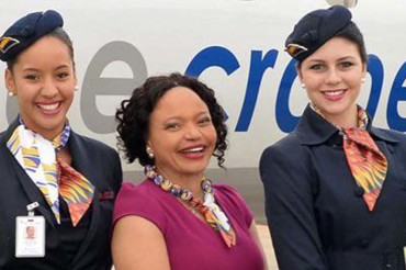 [Influencers] Airline Head Sizakele Mzimela Makes Her Dreams Soar