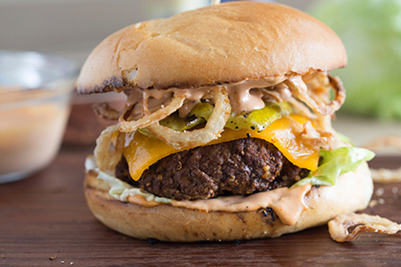 7 Sizzling Burgers to Crave All Summer Long