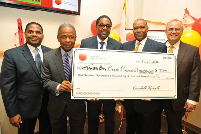 Foundation makes its inaugural round of grants to community organizations