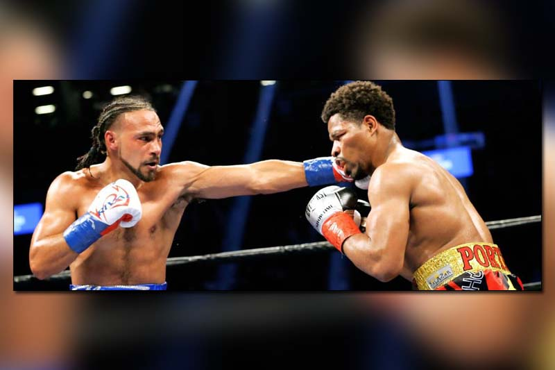 Clearwater's Keith Thurman successfully defends title