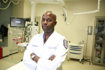 Black surgeon who worked to save cops shot in sniper attacks tells of terrifying personal experiences with police