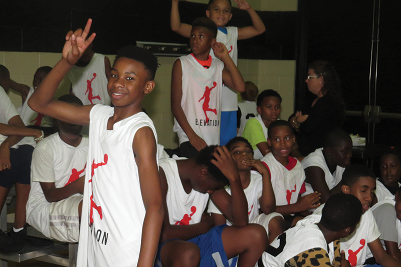 Elevation Basketball Camp reaching new heights in 2016