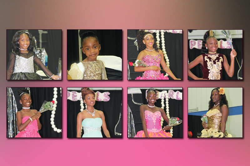 2016 Miss Frank Pierce Pageant