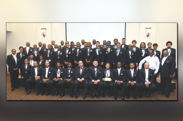 Men in the Making celebrates a year of success