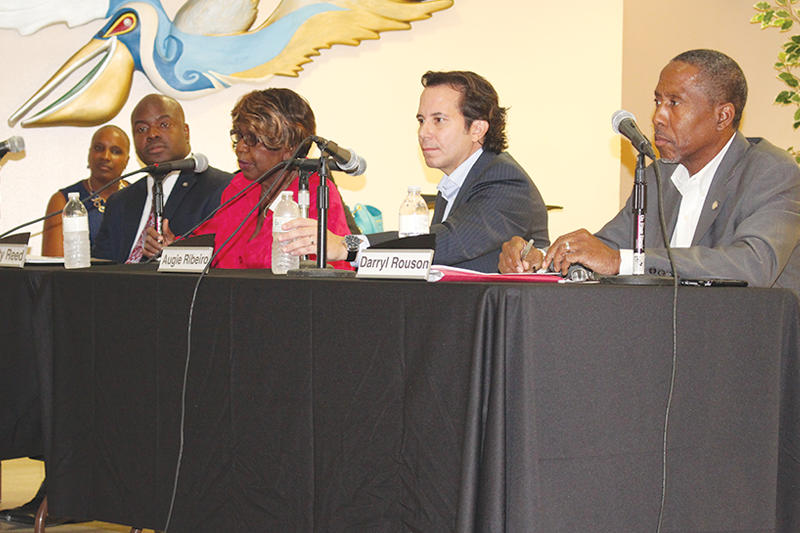 NAACP host candidate forum for Senate District 19