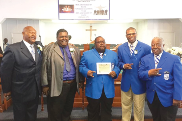 New Faith Celebrates Men's Day 2016
