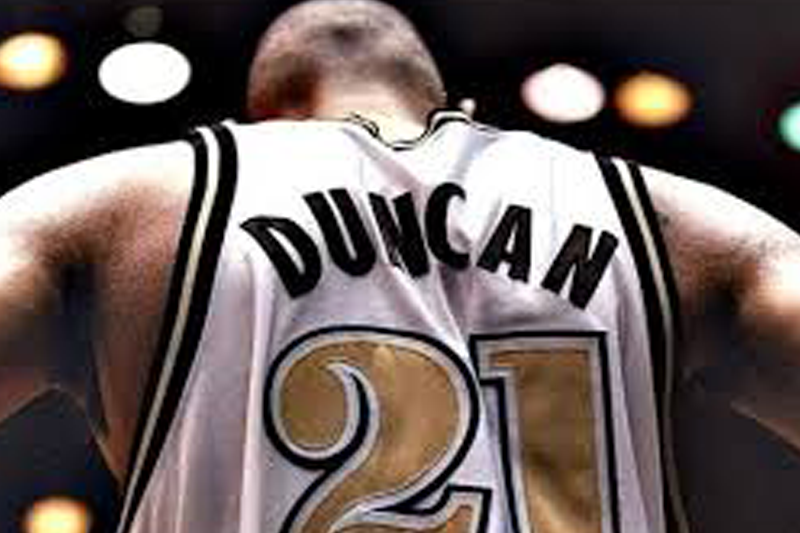 Tim Duncan was the last four-year college superstar