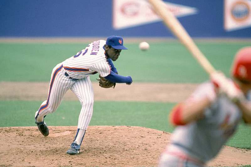 Doc Gooden's ex-girlfriend pens heartbreaking letter urging him to stop using drugs