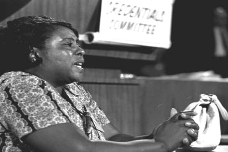 Fannie Lou Hamer: Civil Rights Heroine
