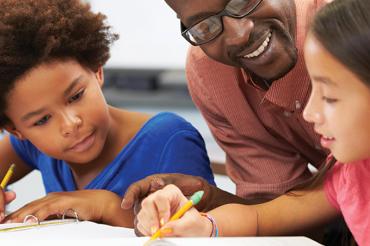 Mentoring matters: Become a mentor or tutor today!
