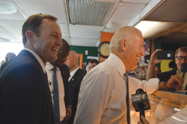 Obama, Biden pull out all stops for Patrick Murphy for U.S. Senate