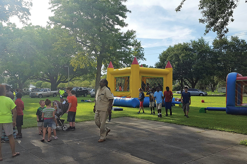 St. Mark held 5th annual Back-to-School Bash