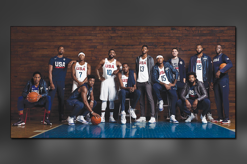Why the world will never catch up with USA basketball