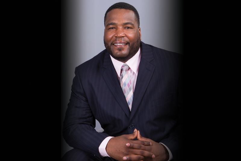 Dr. Umar Johsnon, featured