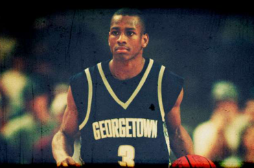 Allen Iverson's first college game was the perfect taste of everything to come