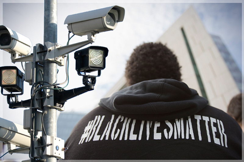 black surveillance, opinion