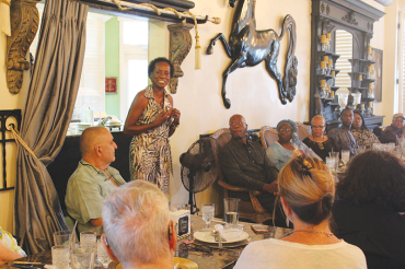 Chief's Creole Café celebrates history