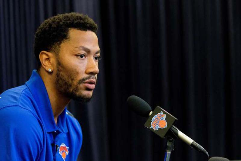 Derrick Rose demands $70k from woman who falsely accused him of rape, damaging his public image