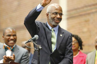 Robinson takes the helm of FAMU
