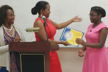 Young entrepreneurs awarded