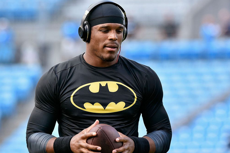 Panthers QB Newton returns to practice, takes 1st-team reps