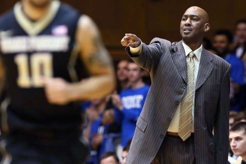 Wake Forest young, confident in Danny Manning's 3rd year