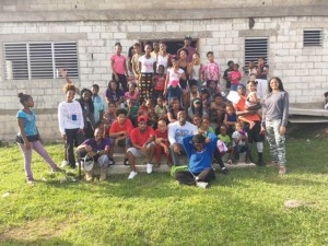 Mt. Zion Youth, belize, featured