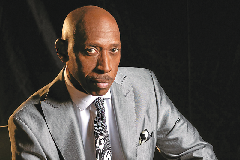 Jeffrey Osborne comes home to jazz