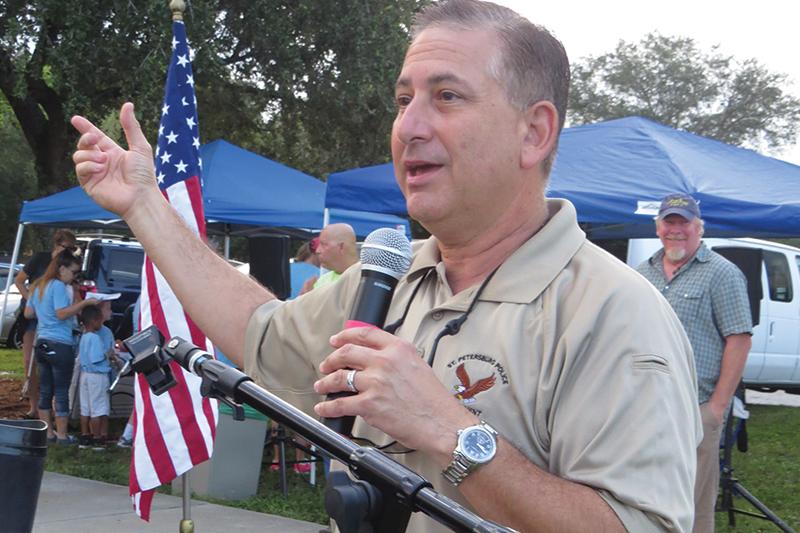 kriseman two cities goal, featured