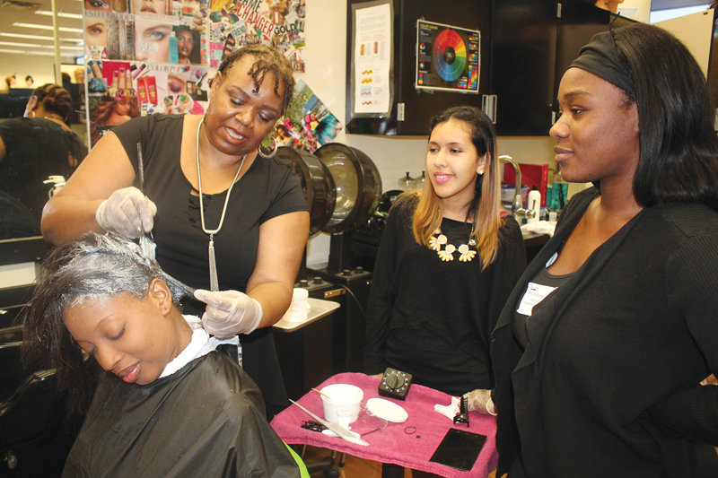 New state-of-the-art salon at PTC