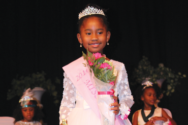 Little Miss Pink Petals Pageant