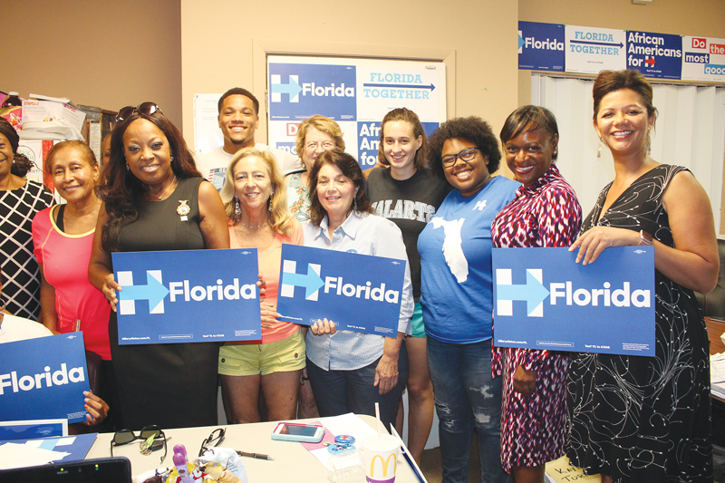 Lending 'Star' power to the Clinton campaign in St. Pete
