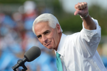 Crist heeds push from south St. Pete voters