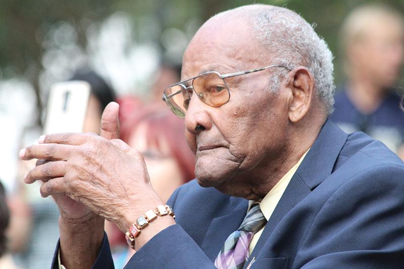 Willie Rogers, oldest surviving Tuskegee Airman dies