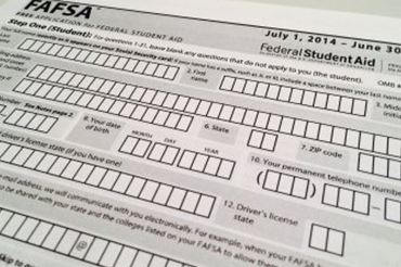 Changes to the FAFSA make it easier to apply for student aid