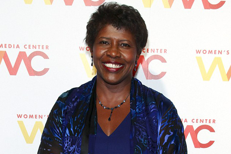gwen ifill, featured