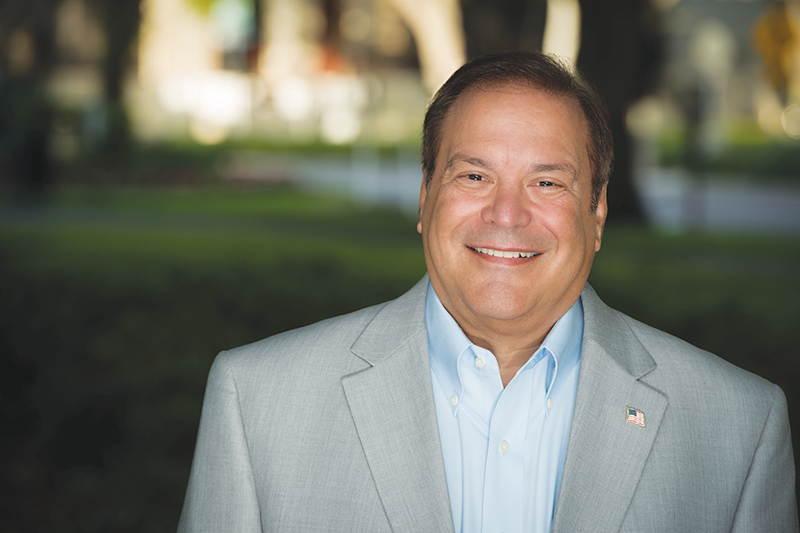 Mike Mikurak 'the cure for Pinellas County'