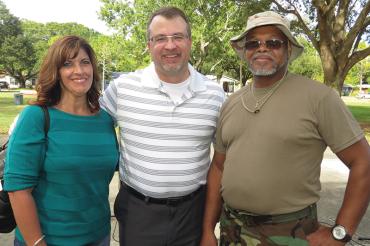 Mt. Pilgrim Missionary honors veterans
